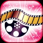 Fuji Video: Stylish Video and Slideshow Editor icon