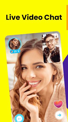 Olive - Live Video Chat: Meet & Make Friends pc screenshot 1