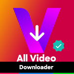All Video Downloader without Watermark icon