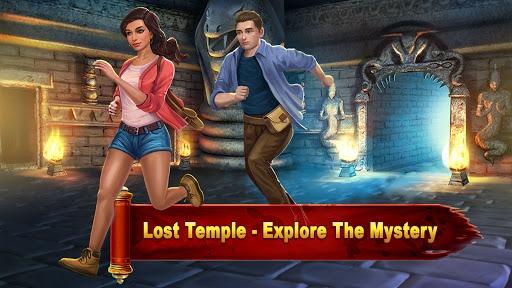 Hidden Escape: Temple Mystery & Escape Room Games pc screenshot 1