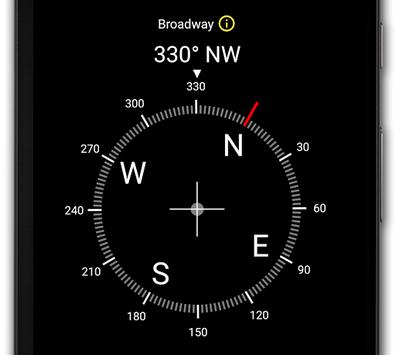Digital Compass pc screenshot 1