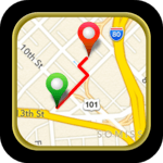 Driving Route Finder™ icon