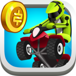 Crazy Hill Racing for pc logo