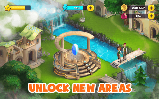 Atlantis Odyssey pc screenshot 1