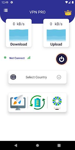 VPN Pro - Unlimited Proxy VPN PC screenshot 1