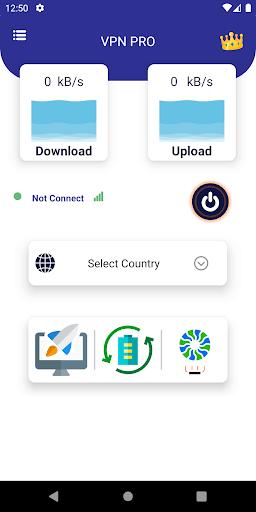 VPN Pro - Unlimited Proxy VPN PC screenshot 3