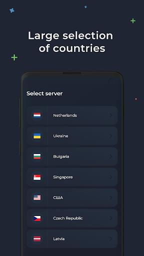 VPN Free Service PC screenshot 2
