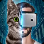 VR Helmet House of Cat Eyes icon