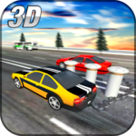 Chained Cars 3D: Impossible Drive icon