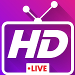 STREAMING HD LIVE TV / SOCIAL MEDIA BROWSER icon