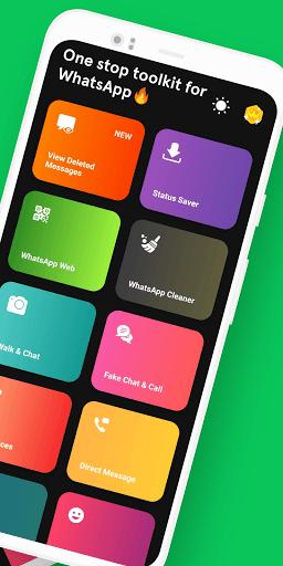 WABox - Toolkit For WhatsApp pc screenshot 1