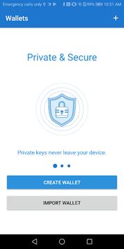 Trust - Ethereum & ERC20 Wallet pc screenshot 1