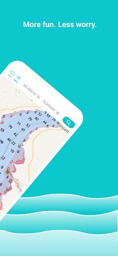 Wavve Boating: Community Marine Navigation GPS PC screenshot 2