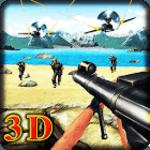 Shoot War:Gun Fire Defense icon