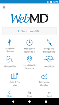 WebMD pc screenshot 1