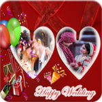 Wedding Photo Frames - Dual icon
