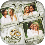 Wedding Photo Collage Maker icon