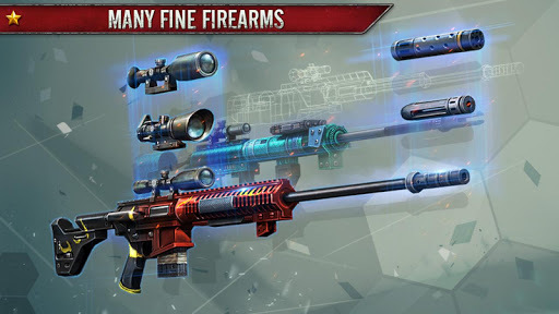 Death Shooter 3 : contract killer PC screenshot 2