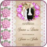Wedding Invitation Card Designer App 2017 (New) icon