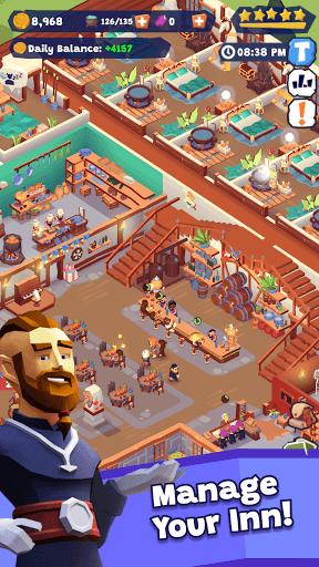 Idle Inn Empire Tycoon - Game Manager Simulator pc screenshot 1