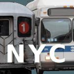 NYC Bus & Subway Live icon