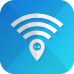 Wifi map and Passwords Show : Wifi password key icon