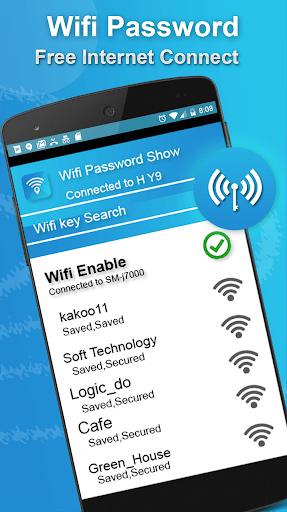 Wifi map and Passwords Show : Wifi password key PC screenshot 3