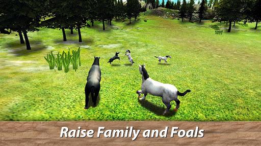 Animal Simulator: Wild Horse pc screenshot 1