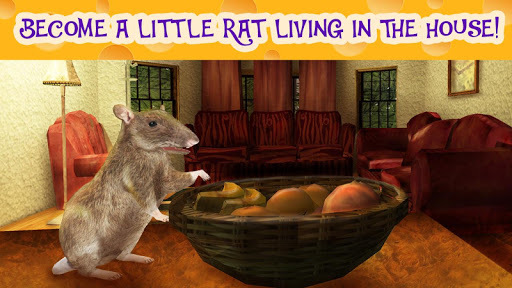 Rat Simulator 3D pc screenshot 1