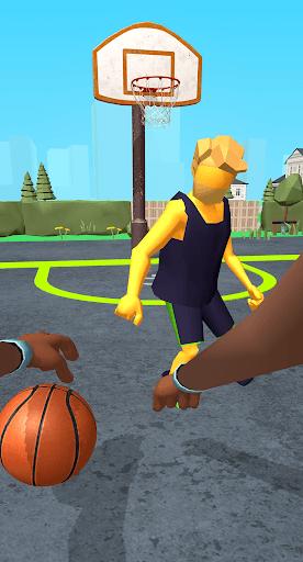 Dribble Hoops PC screenshot 1