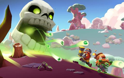 Wild Castle TD: Grow Empire Tower Defense in 2021 PC screenshot 1