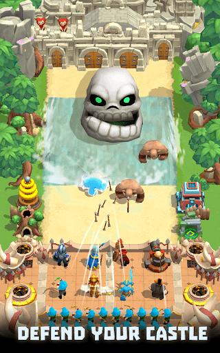 Wild Castle TD: Grow Empire Tower Defense in 2021 PC screenshot 2