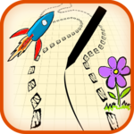 Scribble Racer - S Pen icon