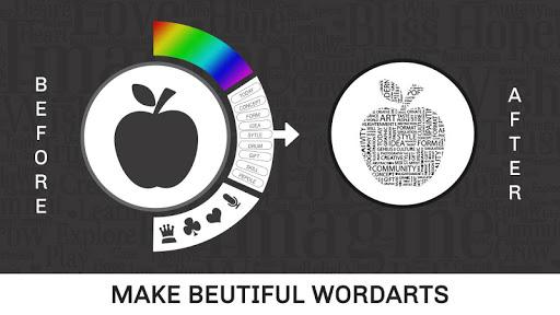 Word Art Creator - Word Cloud Generator pc screenshot 1