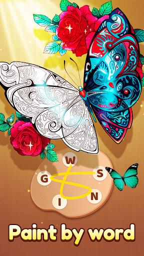 Color By Word - Wordwise pc screenshot 1