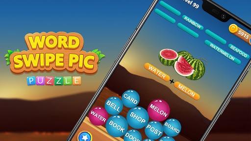Word Swipe Pic pc screenshot 1