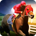 Horse Racing 3D for pc logo