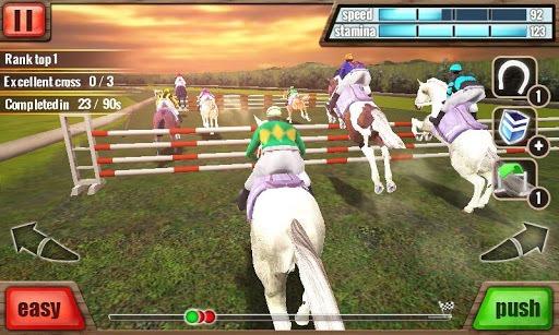 Horse Racing 3D PC screenshot 1