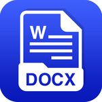 Word Office - Word Docx, Word Viewer for Android for pc logo