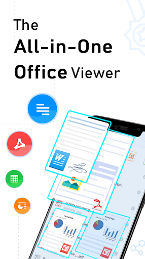 Word Office - Word Docx, Word Viewer for Android pc screenshot 1