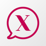 Social Dating Chat, X Chat. Meeting New People app icon