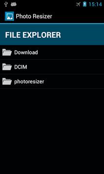 Photo Resizer pc screenshot 2