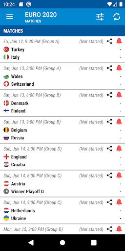 EURO 2020 (2021) PC screenshot 2