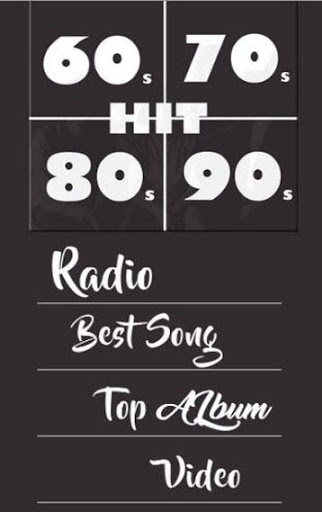 Free Oldies 60s 70s 80s 90s 00s Music Hits pc screenshot 1