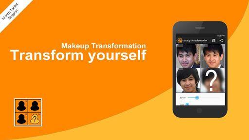 Makeup Transformation pc screenshot 1