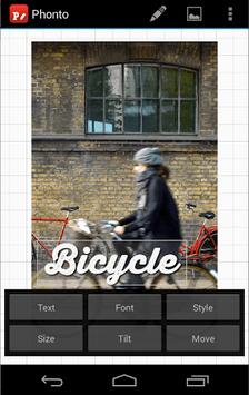 Phonto - Text on Photos pc screenshot 1