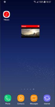 YMusic: Free YouTube music player, streaming pc screenshot 1