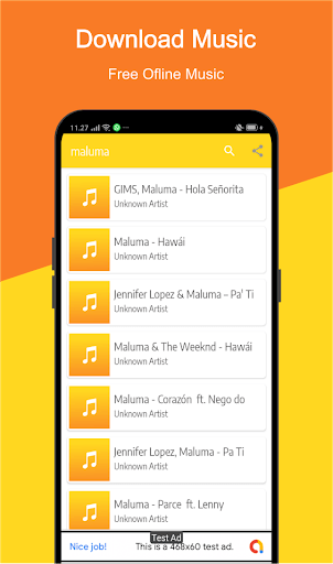 Tube Music Downloader -Tube play mp3 Download pc screenshot 1