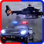 Police Chase in Highway Traffic Simulator 2018 icon
