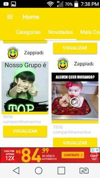Zappiada - Pics, Vídeos, Zingers, Gifs and Jokes pc screenshot 1